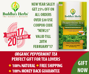 Review Buddha's Herbs : The Nature's Miracle